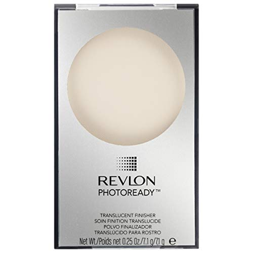 Revlon Makeup Mineral (Revlon Photo ready finishing powder translucent 7.1g)