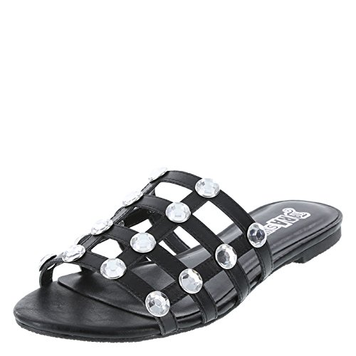 Pictures of Brash Women's Stella Embellished Slide 10 M US 1