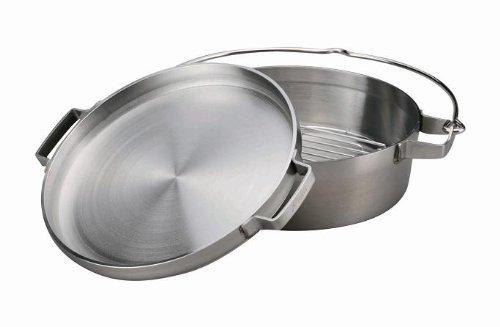 ソト ステンレスダッチオーブン 10インチハーフ