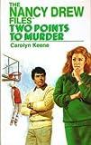 Two Points to Murder, Carolyn Keene, 0671736639