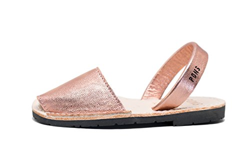 510NA - Classic Style Kids Metallic - Rose Gold - 27 (US (Gold Metallic Kid Footwear)