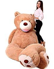 Gigantische Teddyberen - Teddybeer Groot - Knuffel groot Teddybeer - Knuffel Voor Baby's - Cadeau Vriendin, Cadeau-ideeën Voor Verjaardag, Kinderen, Cadeaus Voor Jubileum, Bruin
