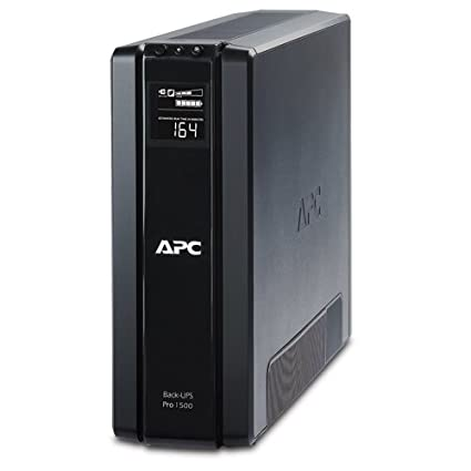 [Amazon Canada]APC BR1500G BACK-UPS RS 1500 10-Outlet 1500VA/865W UPS $159