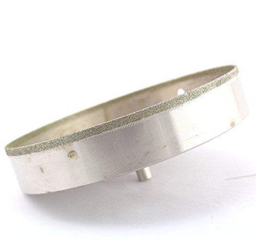 ILOVETOOL Diamond Tip Hole Saw 230mm Core Drill Bit for Glass Tile Ceramic Stone ()