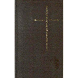 Common Worship: Main Volume (Common Worship: Services and Prayers for the Church of England)