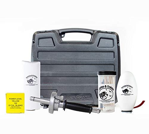 Retriev-R-Trainer Gun Dog Kit Hand Held Dummy Launcher Kit Dog Training Retriever Training