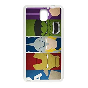 Happy The Avengers Hot Seller Stylish Hard Case For Samsung Galaxy Note3