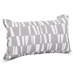 Majestic Home Goods Gray Sticks Small Pillow