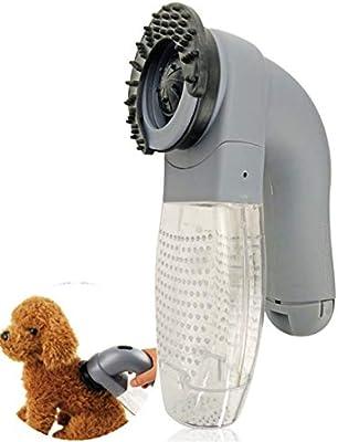 Yeying123 Pet Electric succión Dispositivo portátil Limpieza de ...