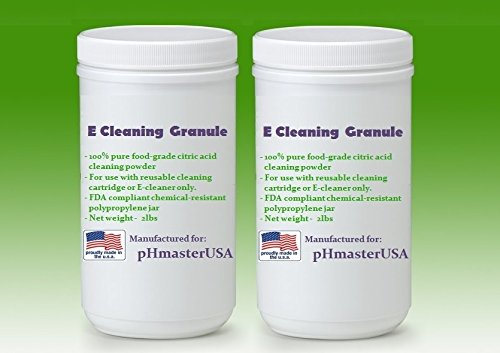 E Cleaning Granule - 2lbs  - Use with E-cleaner or reusable