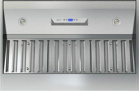Essentials Monsoon DCBL 715 CFM Range Hood Liner in Stainless Steel (Liner 600 Cfm Stainless Steel)