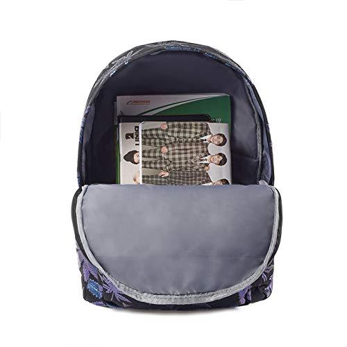 Fortnite Battle Royale school bag backpack Notebook backpack Daily backpack by Imcneal (Image #8)