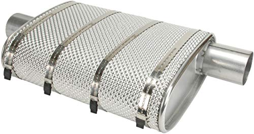 Design Engineering 010455 Muffler Shield/Wrap ()