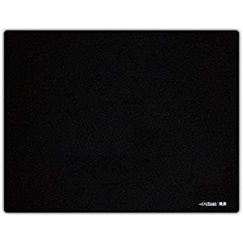 HIEN XSOFT L Japan Black | SAMURAI gaming mouse pad (Made in Japan)