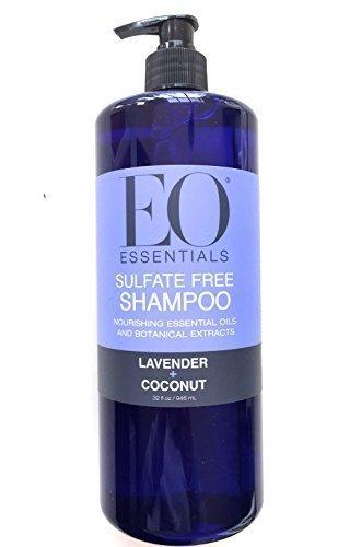 EO Essentials Sulfate-Free Shampoo Lavender + Coconut, 32 oz. ()