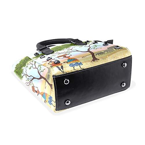 multicolore pour Sac l'épaule DragonSwordlinsu Medium femme porter à à SpxwRxPq
