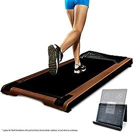 Sportstech DESKFIT DFT200 Office Desk Treadmill, Fit & ...