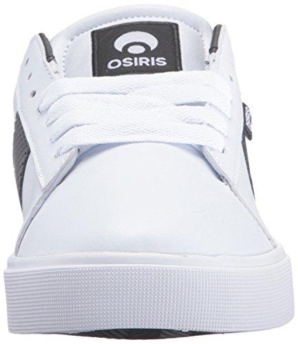 Chaussure Osiris Rebound Vulc Blanc-Noir