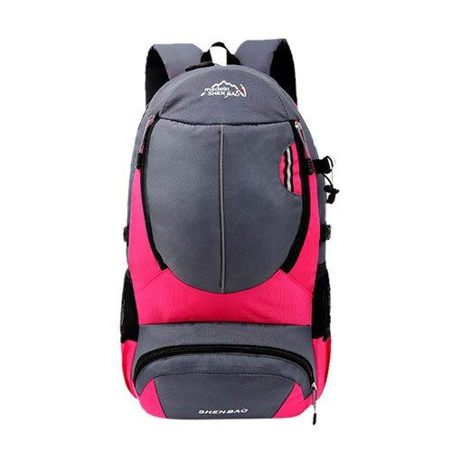 Men Women Shoulder Bag Mountaineering Bags Large Capacity Zipper UniTravel On Foot Casual 2016 Fashion