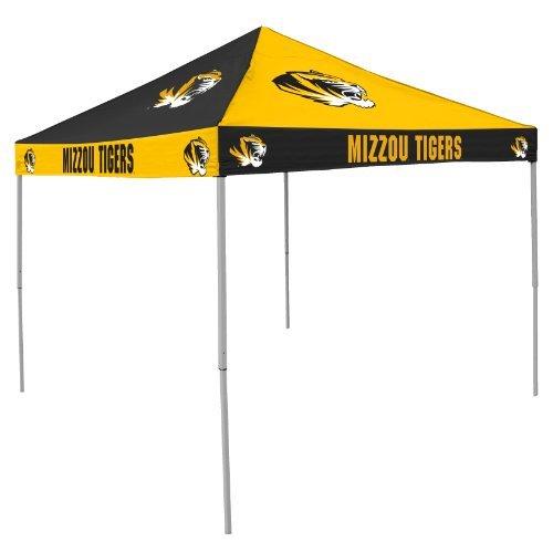 NCAA Missouri Tigers Checkerboard Tent by Logo (Ncaa Checkers)