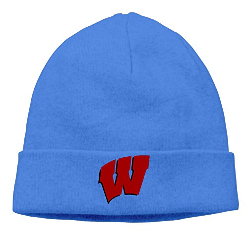 University Of Wisconsin-Madison Skull Cap Beanie Hat