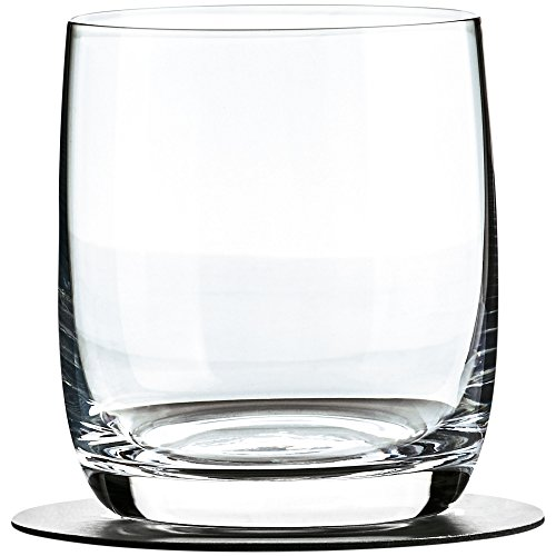LeDom Handmade Crystal Heavy Whiskey