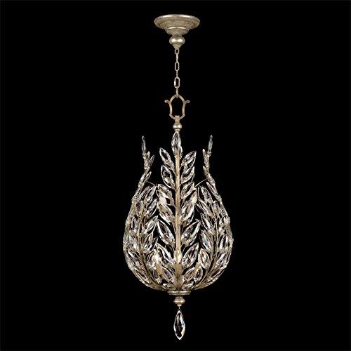 Fine Art Lamps 753840, Crystal Laurel Large Bowl Pendant, 6 Light, 360 Total Watts, ()
