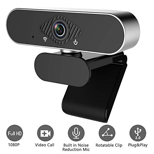 YVELINES 1080P Webcam with