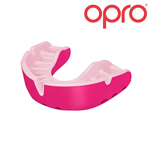 OPRO Sports Mouthguards - Gold Level Moldable Adult Mouth...