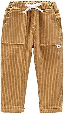 Weentop Pantalones de chándal de Invierno con Forro térmico de ...
