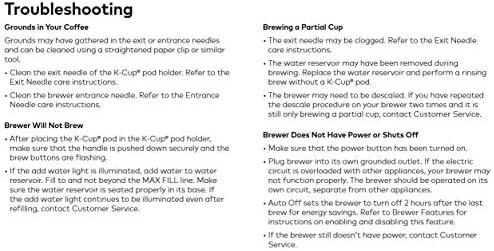 Keurig Okay-Classic Coffee Maker, Single Serve Okay-Cup Pod Coffee Brewer, 6 to ten Oz. Brew Sizes, Black