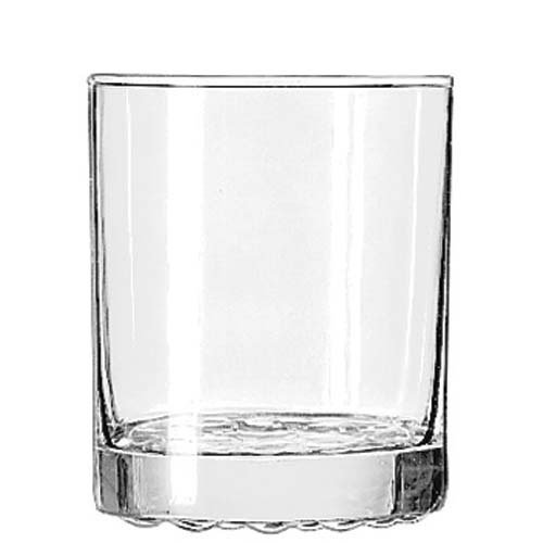 Libbey 23396 Libbey Nob Hill Glassware - 12 oz. Old Fashioned | Case of 3 Dozen - Nob Hill Old Fashioned