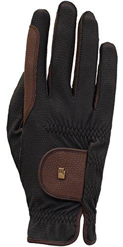 Roeckl sports ROECKL Reit Handschuhe MALTA Winter, schwarz/mokka, 7.5
