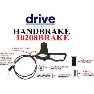Replacement Brake Cable - 5