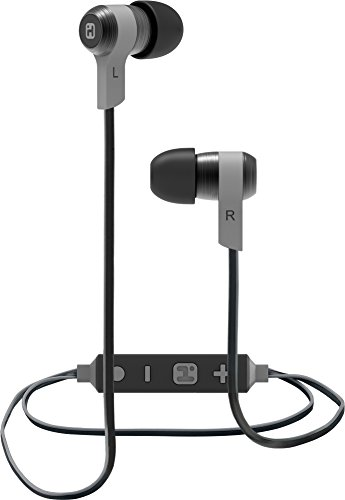 Metal Bluetooth Headphone - iHome IB39GC