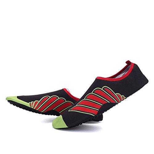mujer de Deportes Unisex playa rápido para conducción de lago para jardín canotaje caminar Shoes de SHINIK agua secado Zapatos Yoga nadar B zapatos Aqua natación parque xInw8Rq5