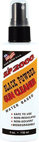 Slip 2000 Black Powder Bore Cleaner 4oz. Pump Spray by Slip2000