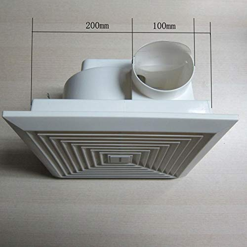 Moolo Ventilation Fan, Kitchen Bathroom Ceiling Exhaust Fan by Moolo (Image #2)
