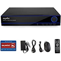 SANNCE H.264 1080N Security DVR Recorder 16 Channel CCTV Camera System Digital Video Recorder without HDD