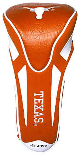 Team Golf NCAA Texas Longhorns Golf Club Single Apex Driver Headcover, Fits All Oversized Clubs, Truly Sleek Design