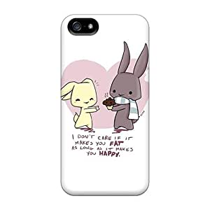 Cute High Quality Iphone 5/5s I Dont Care Cases