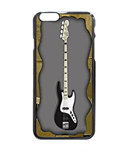 Fender Bass Guitar Collection Pattern Hard Durable Cover Case for Apple iphone 5 5s -inches