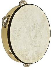 Wood Rim Tambourine 18cm Rb525