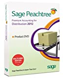 Sage Peachtree Accounting for Distribution 2012 MU [Old Version]