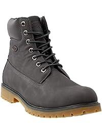 Mens Convoy BG Casual Boots, Grey, 10.5