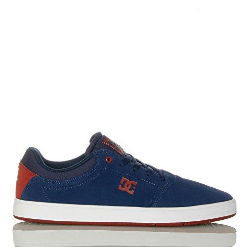 M da Skateboard taglia Scarpa Crisis Shoe Blu DCS wIgq57