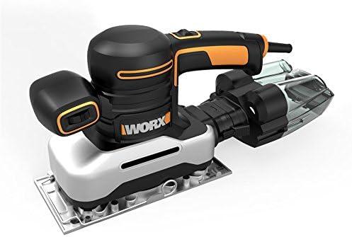 WORX WX642 270W 1//3 Sheet Finishing Sander