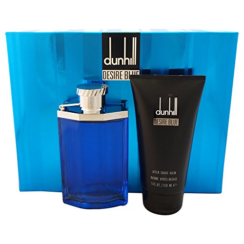 Alfred Dunhill Desire Blue 2 Piece Gift Set for - After Spray Shave Dunhill Alfred