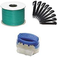 G greengrass tools Robotmaaier uitbreiding set kabel haak connector begrenzingsdraad haringen klemmen - compatibel met…