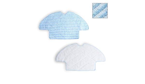 Louu 2 pieza Frota Paño De Microfibra lavable Reutilizable ...